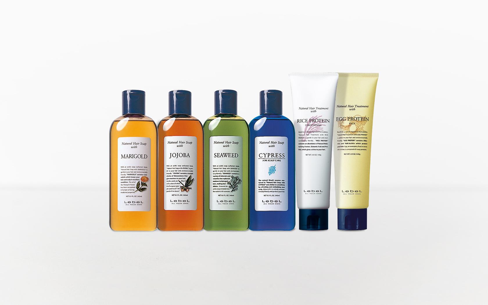 Natural Hair Soap & Treatment
